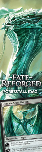 Fate Reforged!