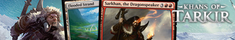 Khans of Tarkir!
