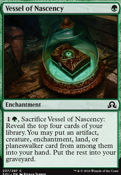 Vessel of Nascency